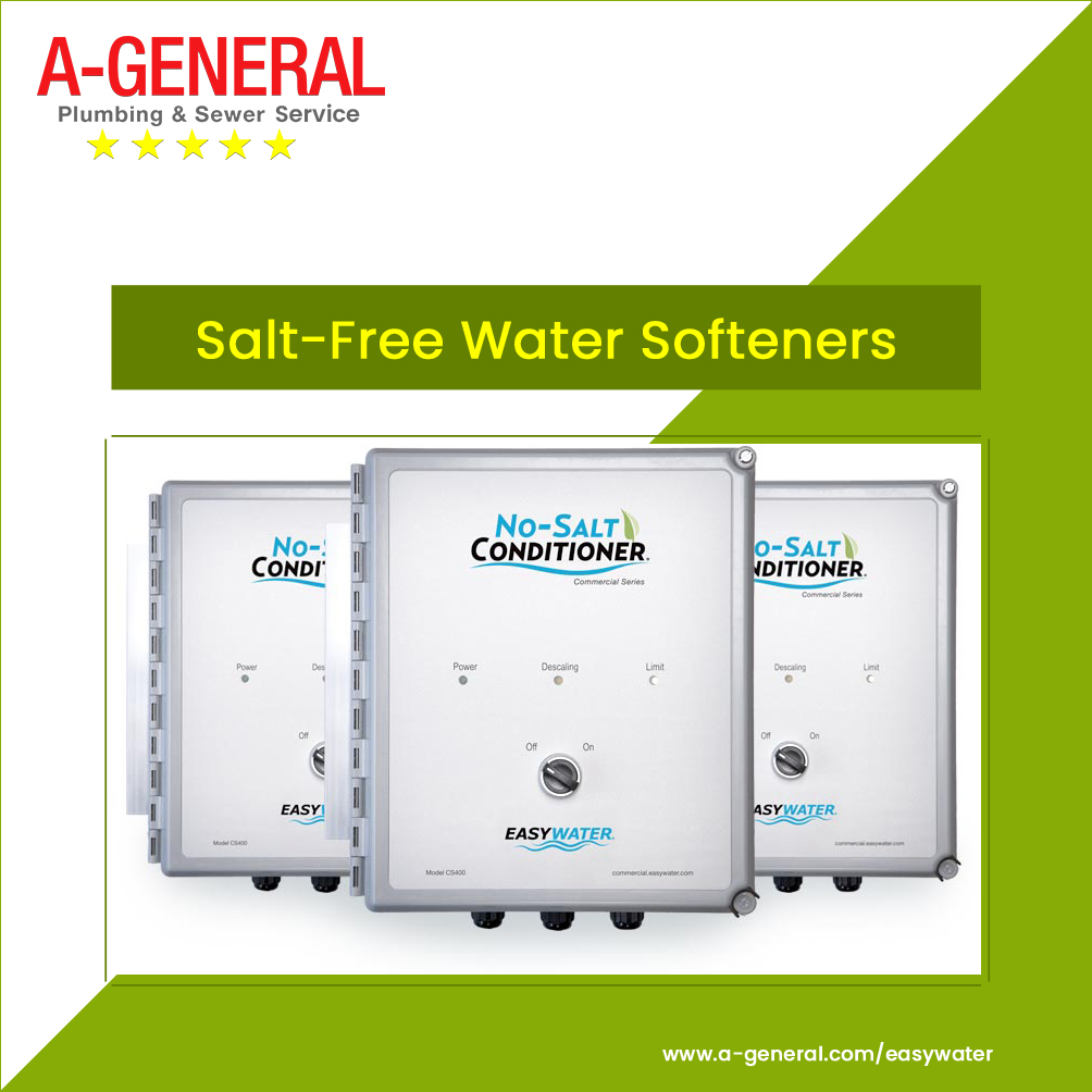Are Salt-Free Water Softeners Effective