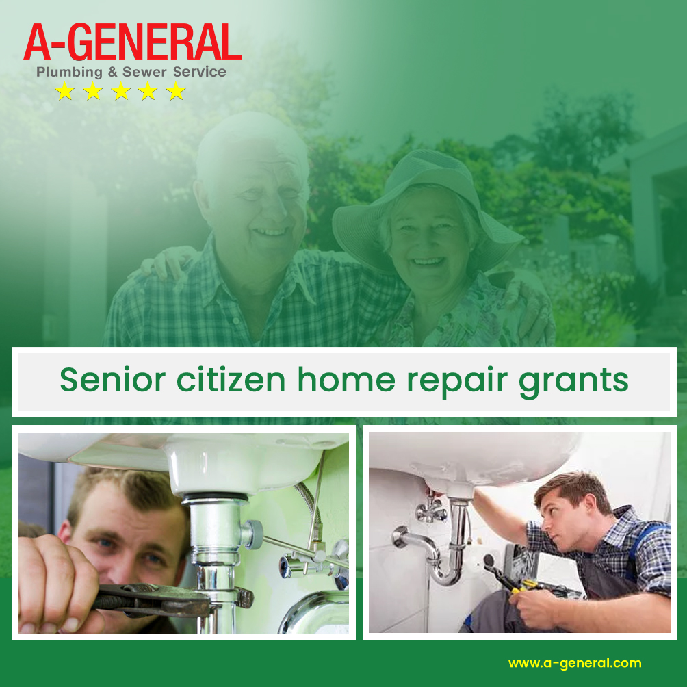 Senior Citizen Home Repair Grants