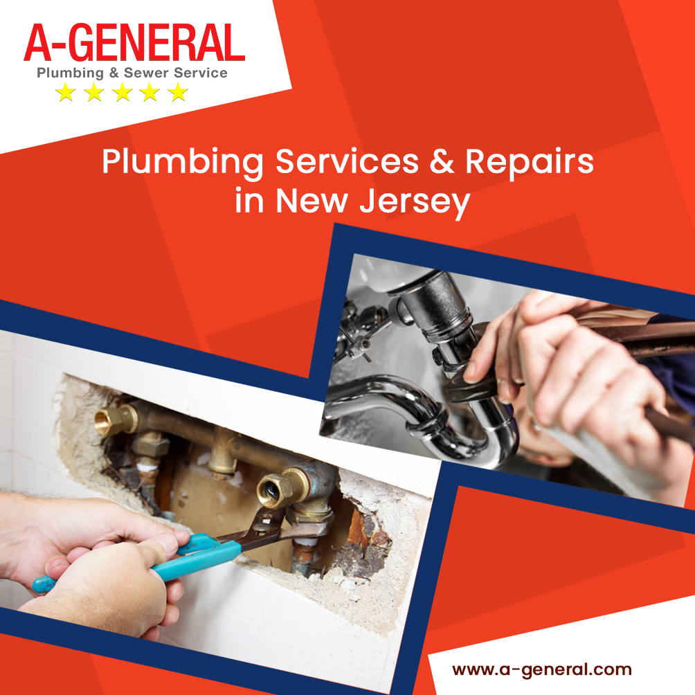 Plumbing Services & Repairs in New Jersey