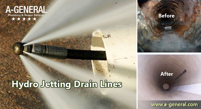 The Benefits of Hydro Jetting Drain Lines