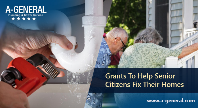 Grants To Help Senior Citizens Fix Up Their Homes