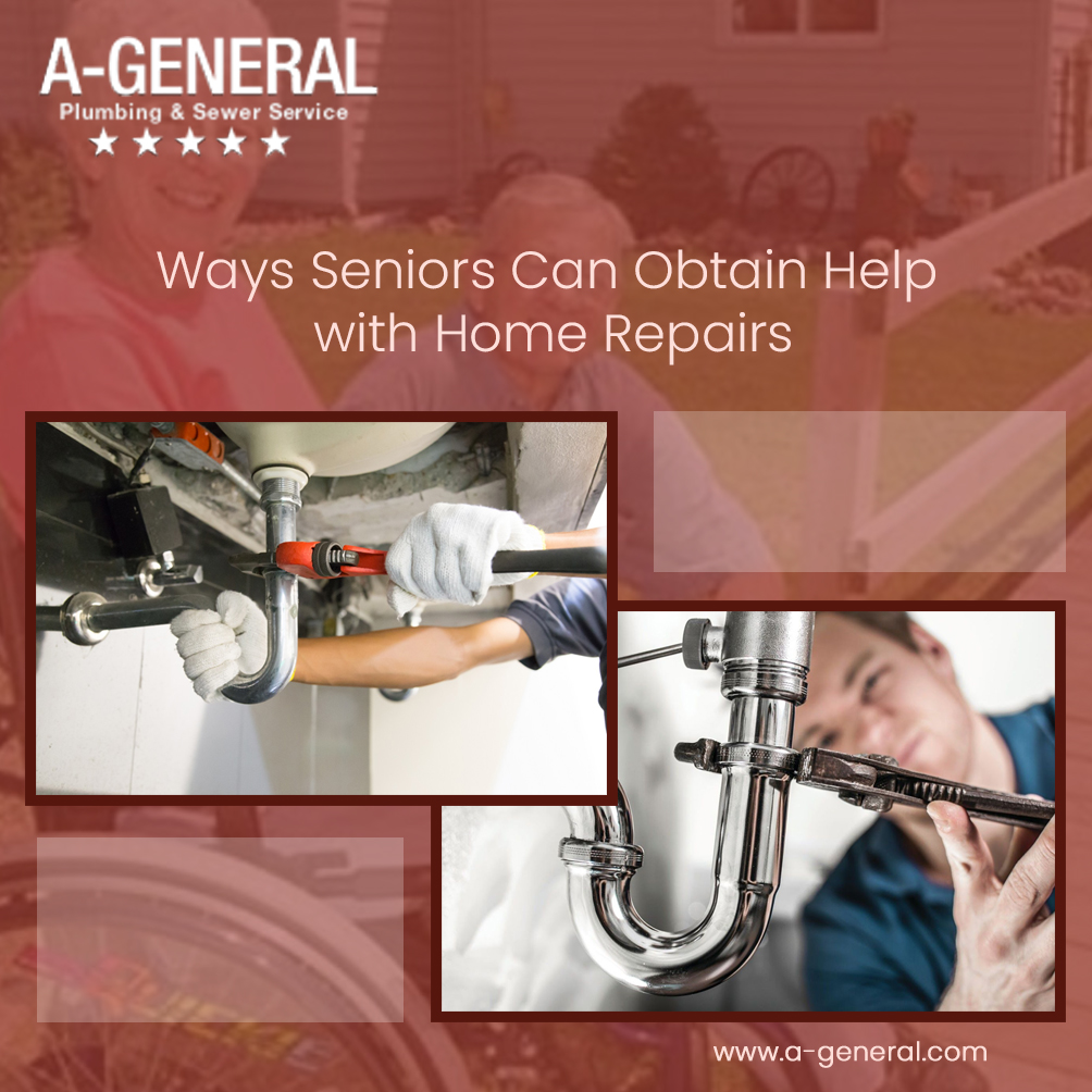 Ways Seniors Can Obtain Help with Home Repairs