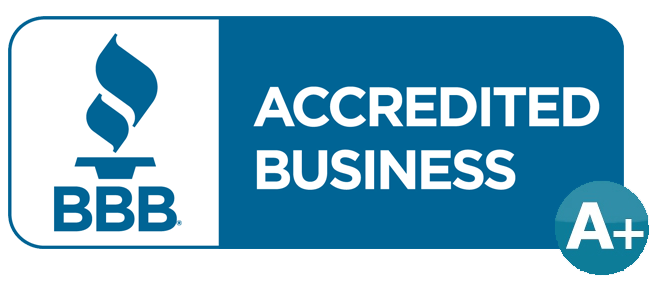 Better Business Bureau accredited company